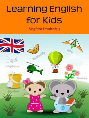 cover image of Learning English for Kids