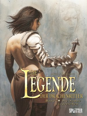 cover image of Die Legende der Drachenritter. Band 7