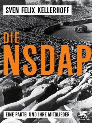 cover image of Die NSDAP