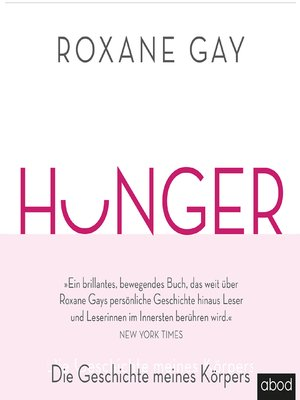 cover image of HUNGER