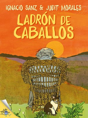 cover image of Ladrón de caballos