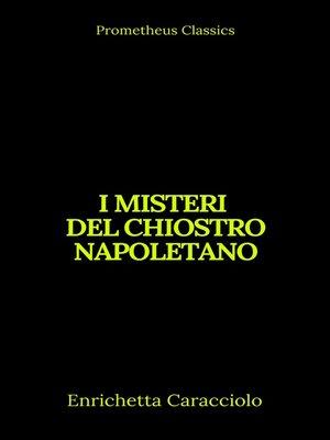cover image of I misteri del chiostro napoletano (Indice attivo)