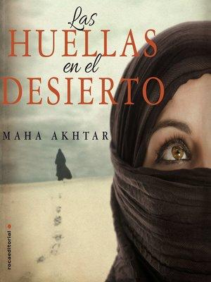 cover image of Las huellas en el desierto