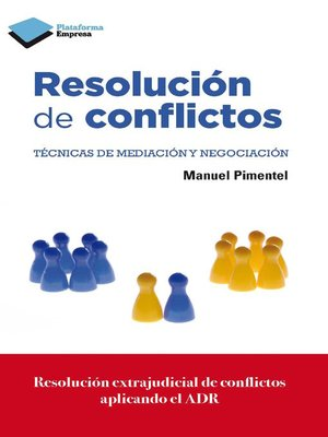 cover image of Resolución de conflictos
