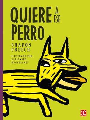 cover image of Quiere a ese perro