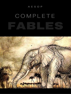 cover image of The Complete Fables of Aesop