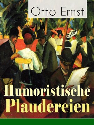 cover image of Humoristische Plaudereien