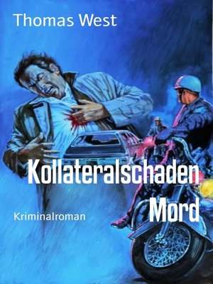 cover image of Kollateralschaden Mord