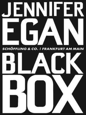 cover image of Black Box