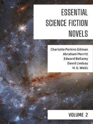 cover image of Essential Science Fiction Novels--Volume 2