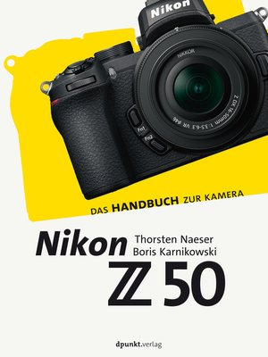 cover image of Nikon Z 50