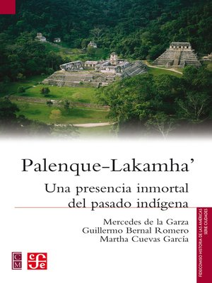 cover image of Palenque-Lakamha'