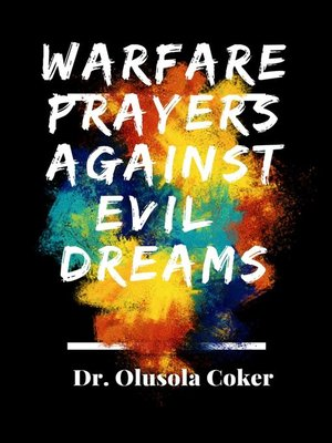 cover image of Warfare Prayers Against Evil Dreams