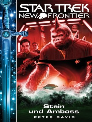 cover image of Star Trek--New Frontier 13