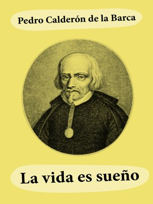 cover image of La vida es sueño