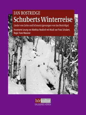 cover image of Schuberts Winterreise