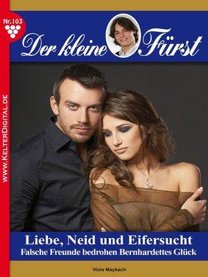 cover image of Der kleine Fürst 103 – Adelsroman