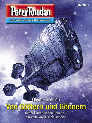 cover image of Perry Rhodan 3001