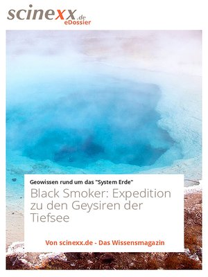 cover image of Black Smoker