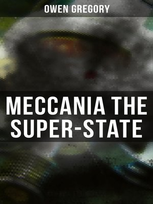 cover image of Meccania the Super-State