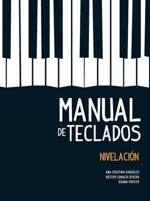 cover image of Manual de teclados