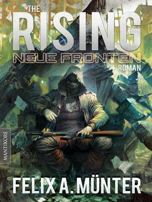 cover image of The Rising 3--Neue Fronten