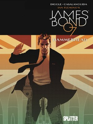 cover image of James Bond 007. Band 3