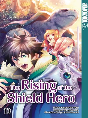 cover image of The Rising of the Shield Hero--Band 13