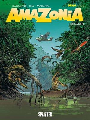 cover image of Amazonia. Band 1