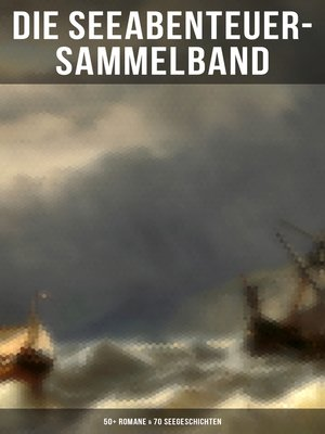 cover image of Die Seeabenteuer-Sammelband