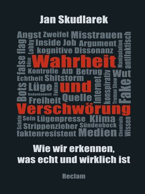 cover image of Wahrheit und Verschwörung