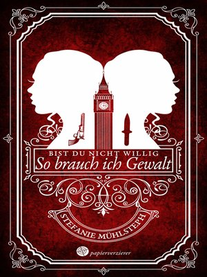 cover image of So brauch ich Gewalt