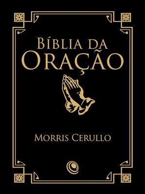 cover image of Bíblia da Oração