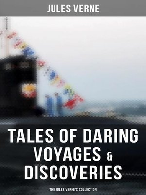 cover image of Tales of Daring Voyages & Discoveries