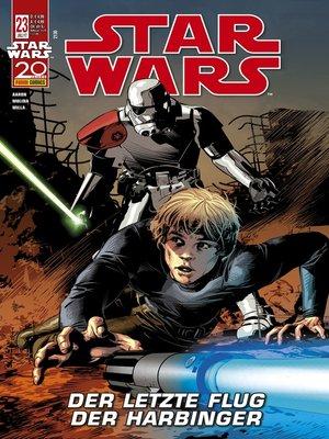 cover image of Star Wars (Comicmagazin 23)--Der letzte Flug der Harbinger