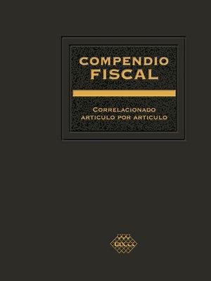 cover image of Compendio Fiscal 2016