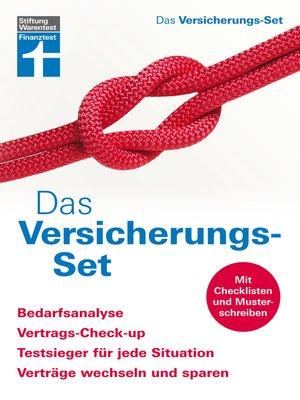 cover image of Das Versicherungs-Set