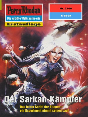 cover image of Perry Rhodan 2168