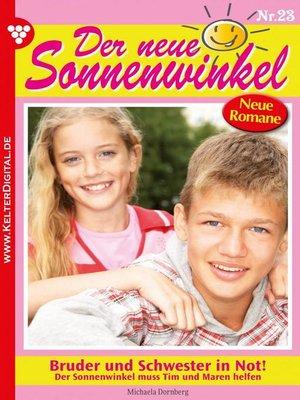 cover image of Der neue Sonnenwinkel 23 – Familienroman