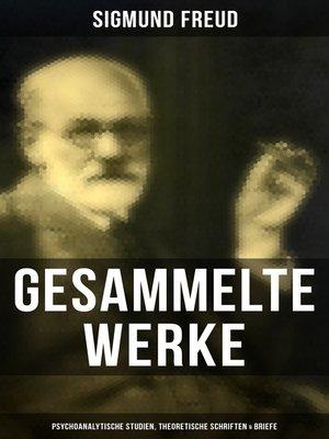 cover image of Sämtliche Werke