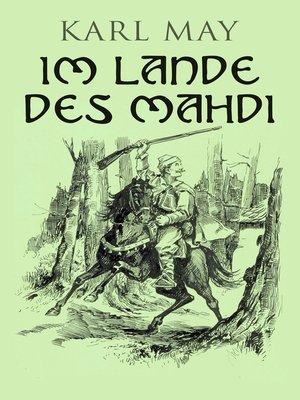cover image of Im Lande des Mahdi