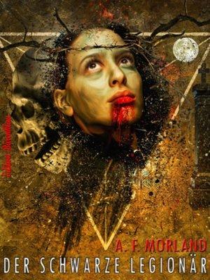 cover image of Der schwarze Legionär