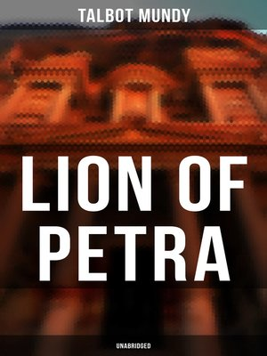 cover image of Lion of Petra (Unabridged)