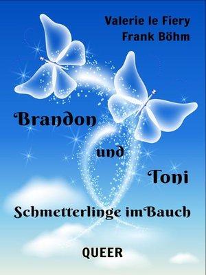 cover image of Brandon und Toni