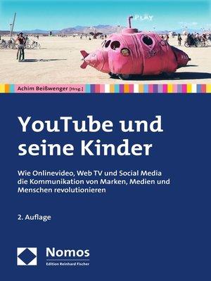 cover image of YouTube und seine Kinder