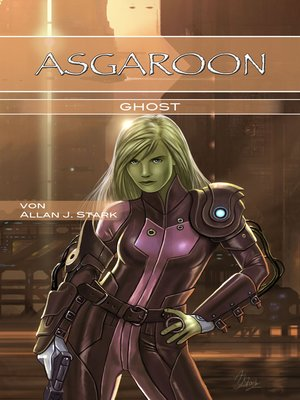 cover image of ASGAROON--Ghost
