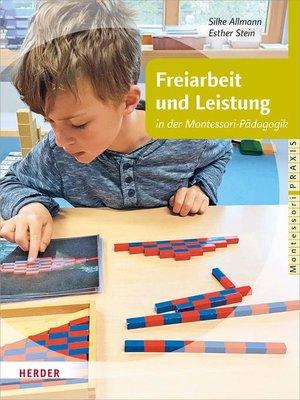 cover image of Freiarbeit und Leistung