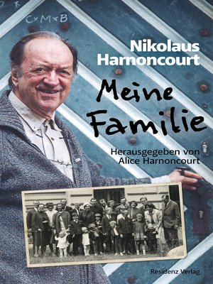 cover image of Meine Familie