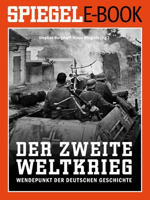 cover image of Der 2. Weltkrieg--Wendepunkt der deutschen Geschichte