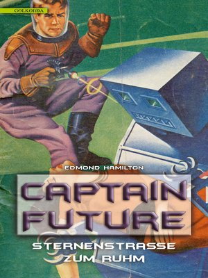 cover image of Captain Future 6